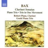 Bax: Clarinet Sonatas / Piano