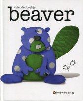 Vriendenboek- Bever/Beaver - Kinderen - 14 x 19 cm