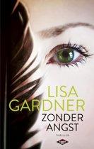 Boek cover Zonder angst van Lisa Gardner (Onbekend)