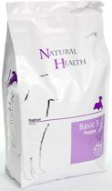 Natural Health Droogvoer NH Dog Basic Five Puppy