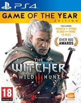The Witcher 3: Wild Hunt - Game of The Year Editio