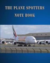 The Plane Spotters Note Book