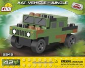 Cobi 43 Pcs Small Army /2245/ Nano Tank Vehicle Jungle