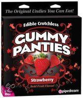 Gummy Panties Strawberry For Her