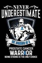 Prostate Cancer Notebook: Prostate Cancer Journal Notebook (6x9), Prostate Cancer Books, Prostate Cancer Gifts, Prostate Cancer Planner