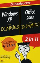 Voor Dummies - Windows XP + Office 2003 voor Dummies