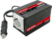 Carpoint omvormer 12 V > 230 V 150 - 450 W