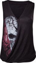 Alchemy - Womans Top Siberia Devils Skull Pact - S