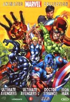Marvel Collection 4-Dvd