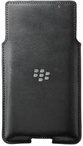 Priv Leather Pocket Black