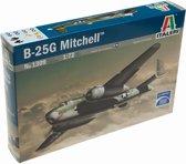 Italeri B - 25G Mitchell 1:72 Montagekit