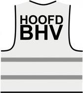 BHV hesje wit 'Hoofd BHV'