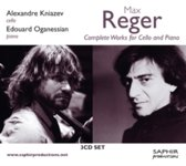 Kniazev, Alexandre/ Organessian, Ed - Complete Works For Cello & Piano