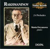 Preludes Op.3, Op.23, Op.32