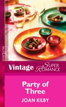 Party of Three (Mills & Boon Vintage Superromance) (Single Father - Book 13)