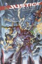 Justice league hc02. op weg naar de misdaad (new 52)