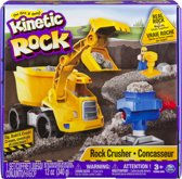 Kinetic Rock Crusher - Speelzand