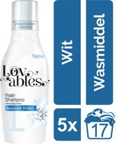 Lovables Innocent White wasmiddel - 85 wasbeurten - Kwartaalbox