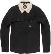 Vintage Industries Cavan jacket black