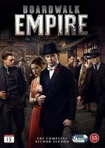 Boardwalk Empire Seizoen 2 (Import met NL)