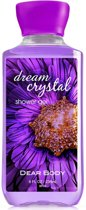 Bodyluxuries Shower Gel Dream Crystal 295ml.