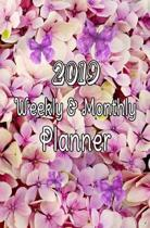 Planner 2019 Monthly and Weekly