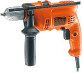 BLACK+DECKER 500W Klopboormachine KR504CRE
