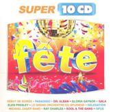 Fete -Super 10Cd