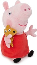 Peppa Pig Pluche Knuffel - Peppa 30cm