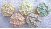 Karen Davies Cupcake Top Mould - Hydrangea