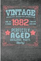Vintage Quality Without Question One of a Kind 1982 Limited Edition Perfectly Aged Original Parts Mostly