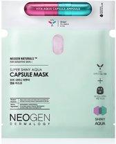 NEOGEN Super Shiny Aqua Capsule Masker