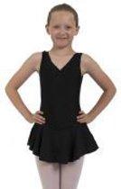 Balletpakje Mia Zwart - Maat 128/134