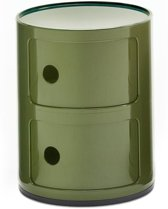 Componibili bijzettafel medium (2 comp.) groen