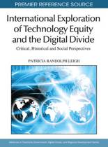 International Exploration of Technology Equity and the Digital Divide
