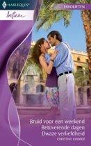 Bruid voor een weekend / Betoverende dagen / Dwaze verliefdheid - Intiem Favorieten 296, 3-in-1