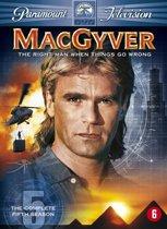Macgyver - Seizoen 5 (6DVD)