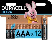 Duracell AAA Ultra Power - 12 -  Alkaline Batterijen
