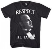 Godfather Respect t-shirt heren M