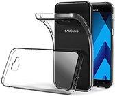 Samsung A5 2017 Siliconen Hoesje Case Transparant