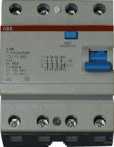 ABB aardlekschakelaar f204a40/0,03 40a4p