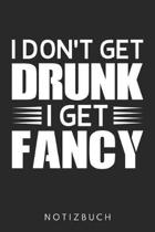 I Don't Get Drunk I Get Fancy