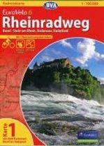 Bva Radreisekarte Eurovelo 6 Karte 01. R