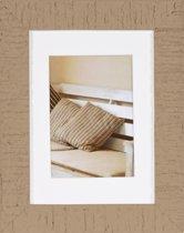 Henzo Driftwood Fotolijst - Fotomaat 13x18 cm - Beige