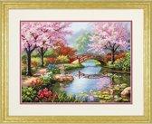borduurpakket 70-35313 japanse tuin