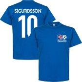 Ijsland Cresta Sigurdsson T-Shirt - XXL
