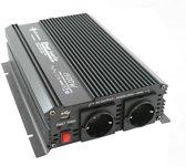 12V - 230V Gemodificeerde sinus Spanningsomvormer 1500W