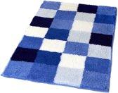 Badmat Caro Blauw 60x105cm