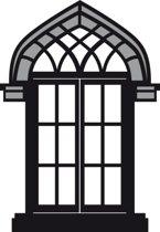 Marianne Design Craftables - CR 1259 Craftable Window