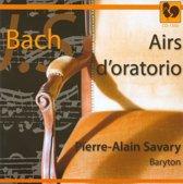 Bach: Airs d'Oratorio